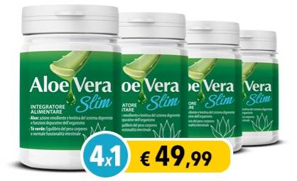 Aloe Vera Slim integratore naturale
